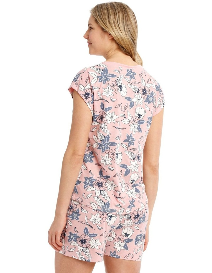 Irina Knit Short Sleeve Top image 2