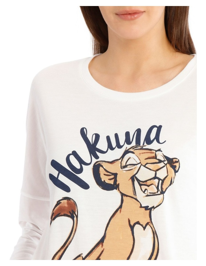 Lion King Knit Long Sleeve Top image 3