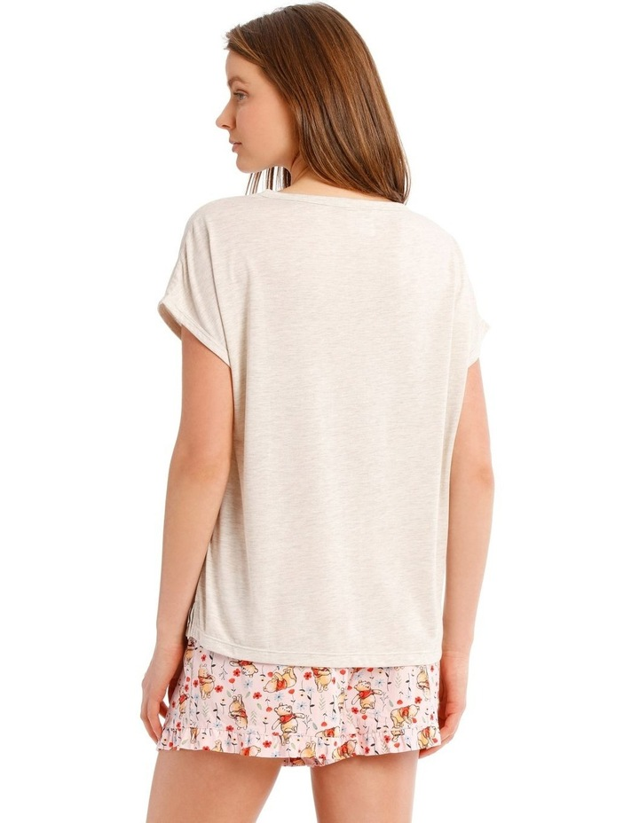 Winnie the Pooh Knit Short Sleeve Top image 2