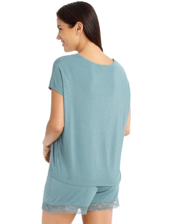 Lucinda Knit Short Sleeve Top image 2