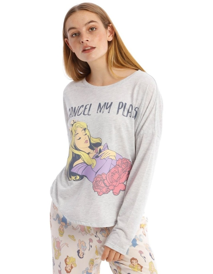 Princesses Long-Sleeve Knit Top image 1