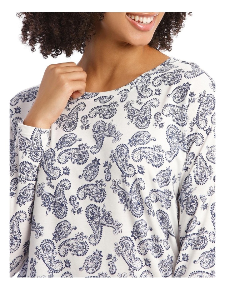 Core Knit Long Sleeve Top image 3