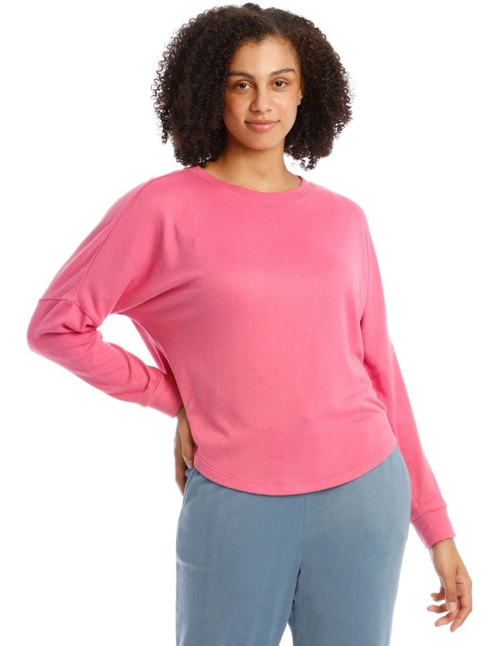 Brushed Cosy Long Sleeve Top image 1