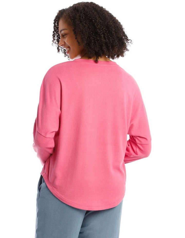 Brushed Cosy Long Sleeve Top image 2