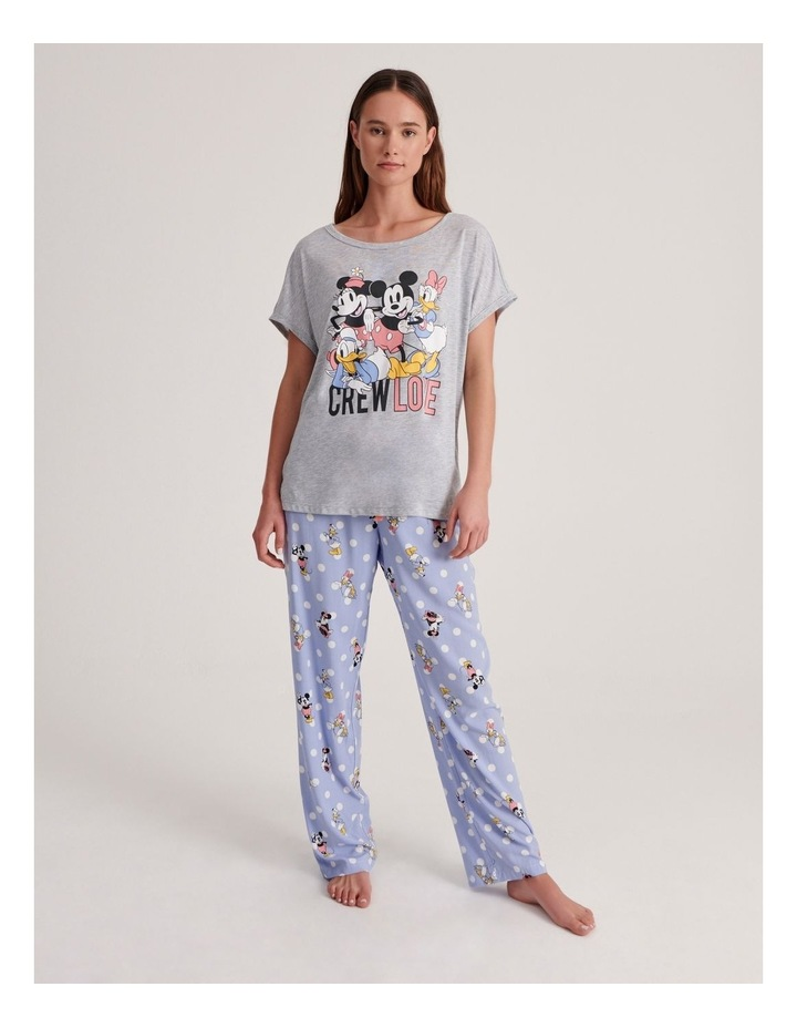 Mickey & Friends Short Sleeve Top image 4