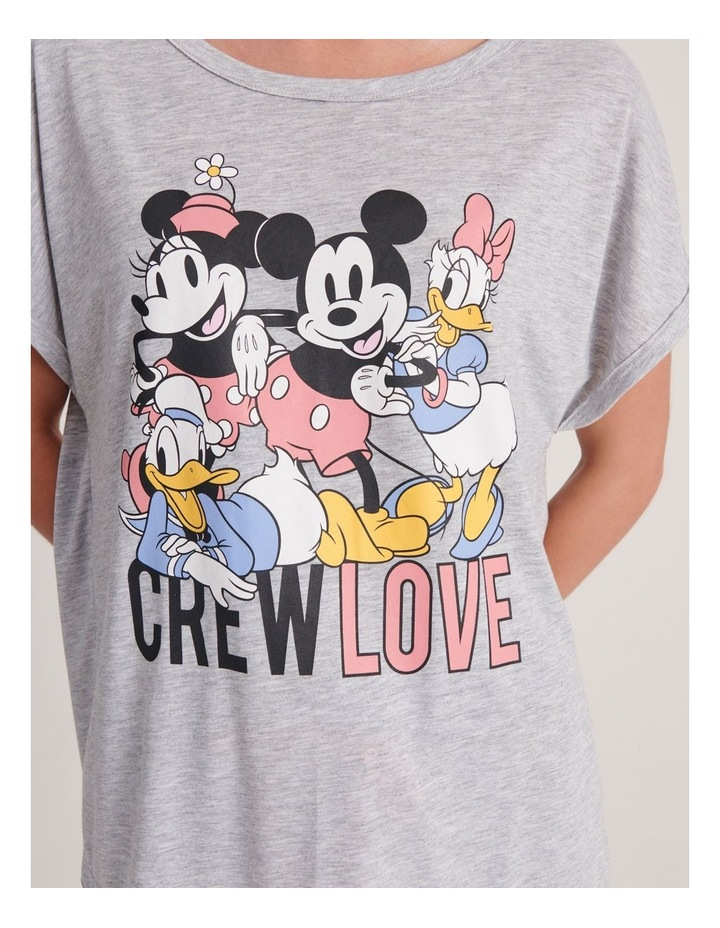 Mickey & Friends Short Sleeve Top image 5