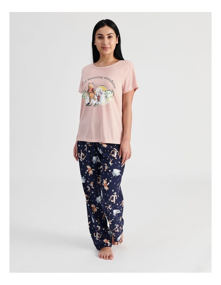 Winnie the Pooh Short Sleeve Top image 2