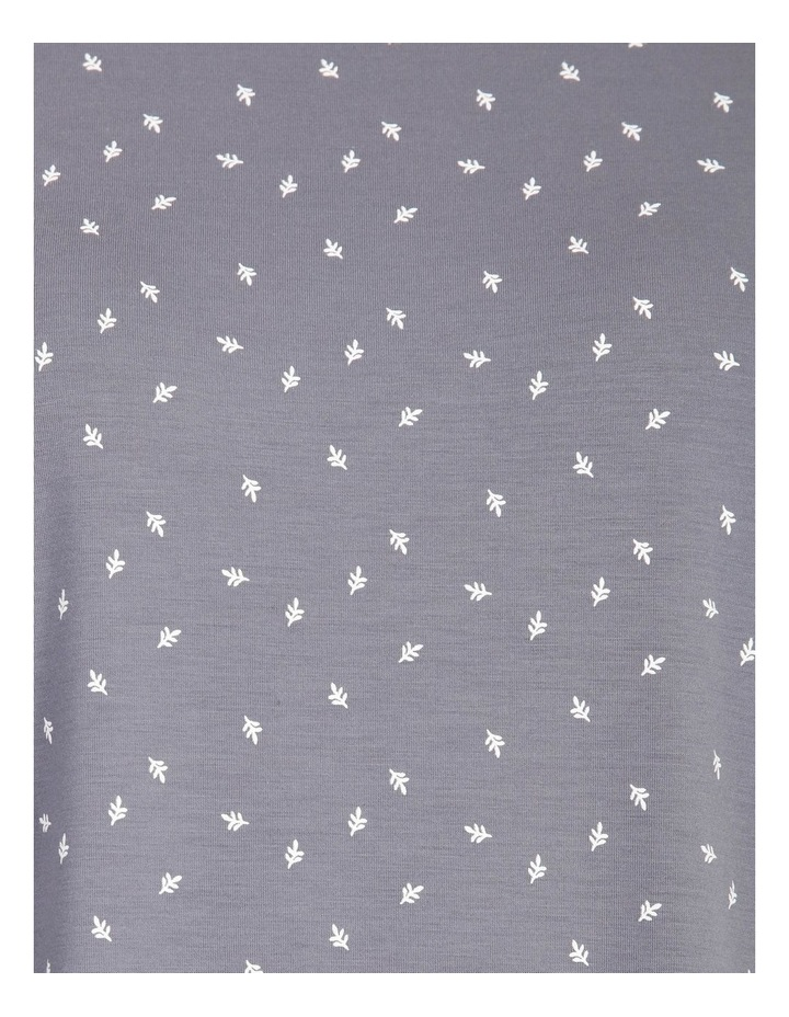 Core Short-Sleeve Knit Pyjama Top image 4