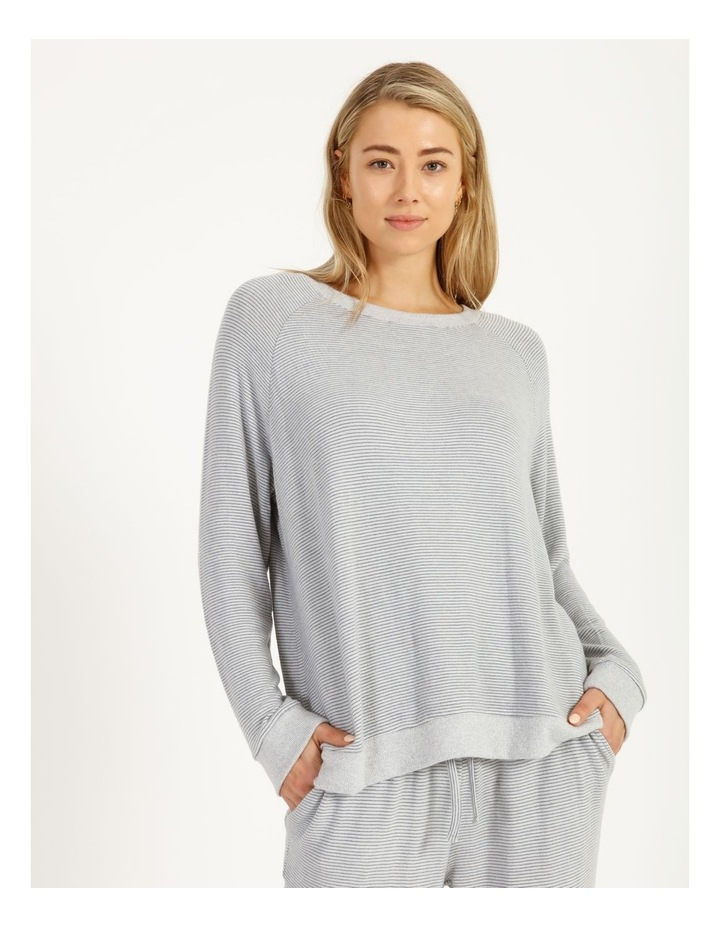 Core Knit Brushed Long Sleeve  Top image 1