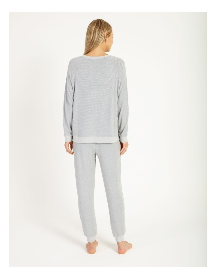 Core Knit Brushed Long Sleeve  Top image 2