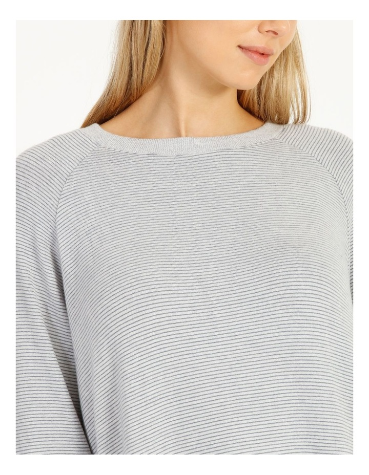 Core Knit Brushed Long Sleeve  Top image 3
