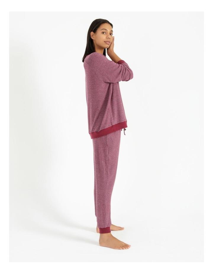 Core Knit Brushed Long Sleeve image 2