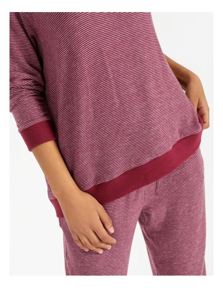 Core Knit Brushed Long Sleeve image 4