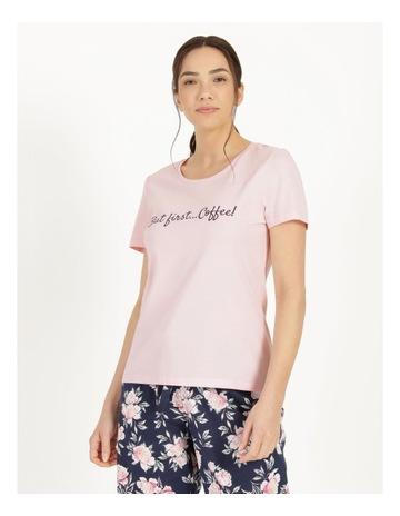 Pink Slogan colour