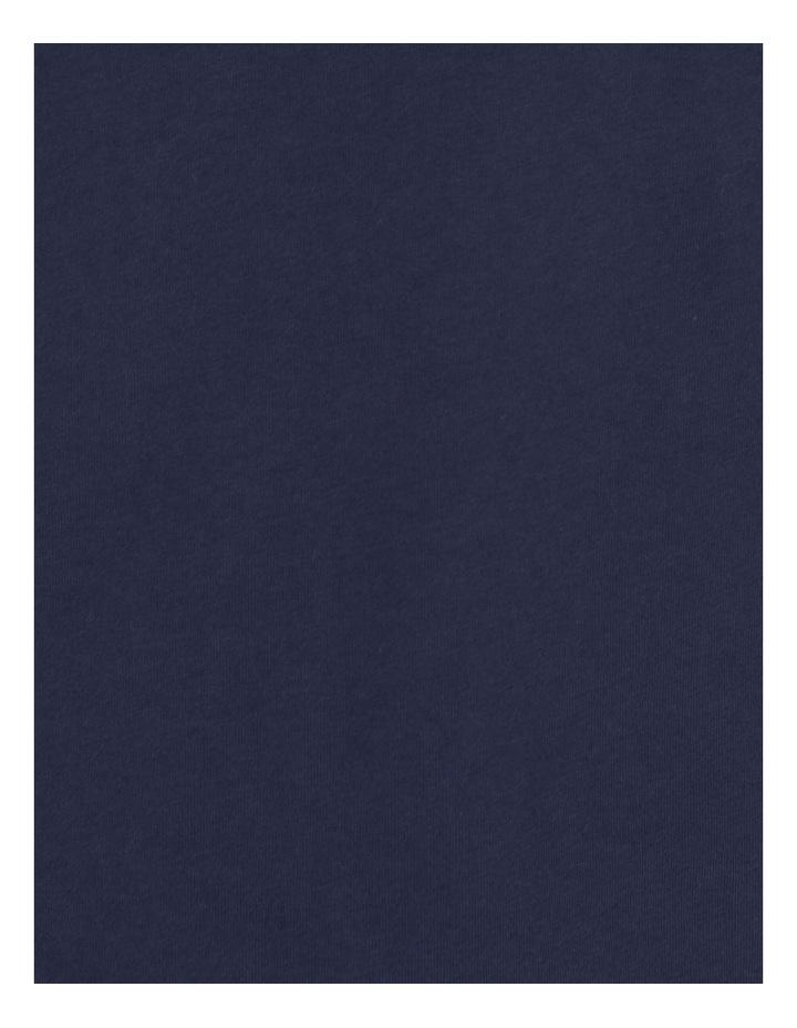 Organic Cotton Knit Short Sleeve Top image 7