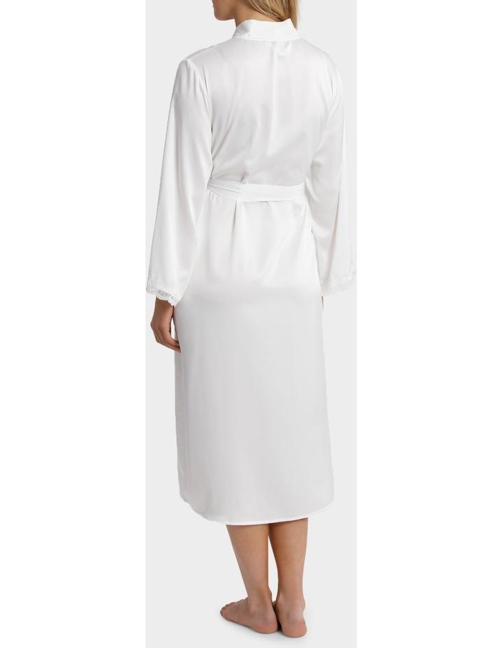 Satin Basics Long Robe SSOW17049 image 2