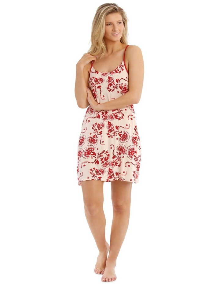 Born Free Chemise - Pink Floral image 1