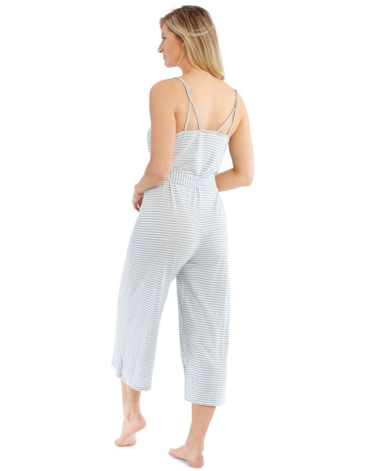 High Noon Cotton Rich Knit Jumpsuit image 2