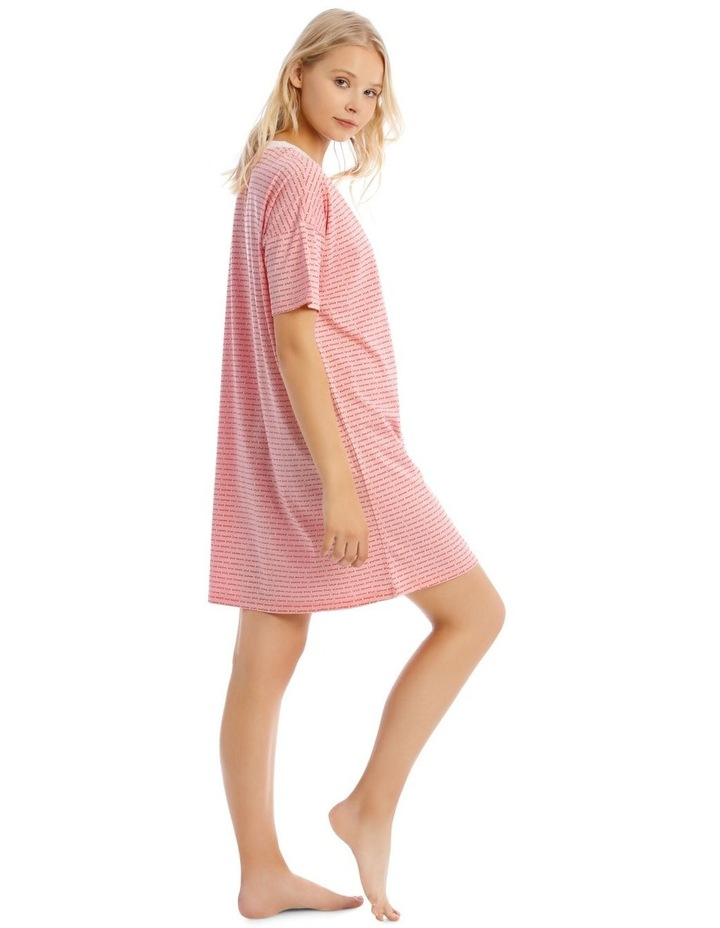 Galentines Short Sleeve Nightie image 2