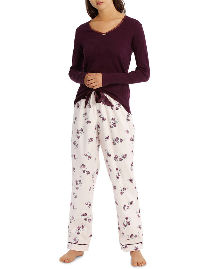 Mother's Day PJ Set SCLW18049 image 1