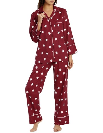 Chloe   LolaC L Bamboo Cotton Flannel Flannelette Long PJ Set SCLW19020.  Chloe   Lola C L Bamboo Cotton Flannel Flannelette Long PJ Set SCLW19020 48b19815b