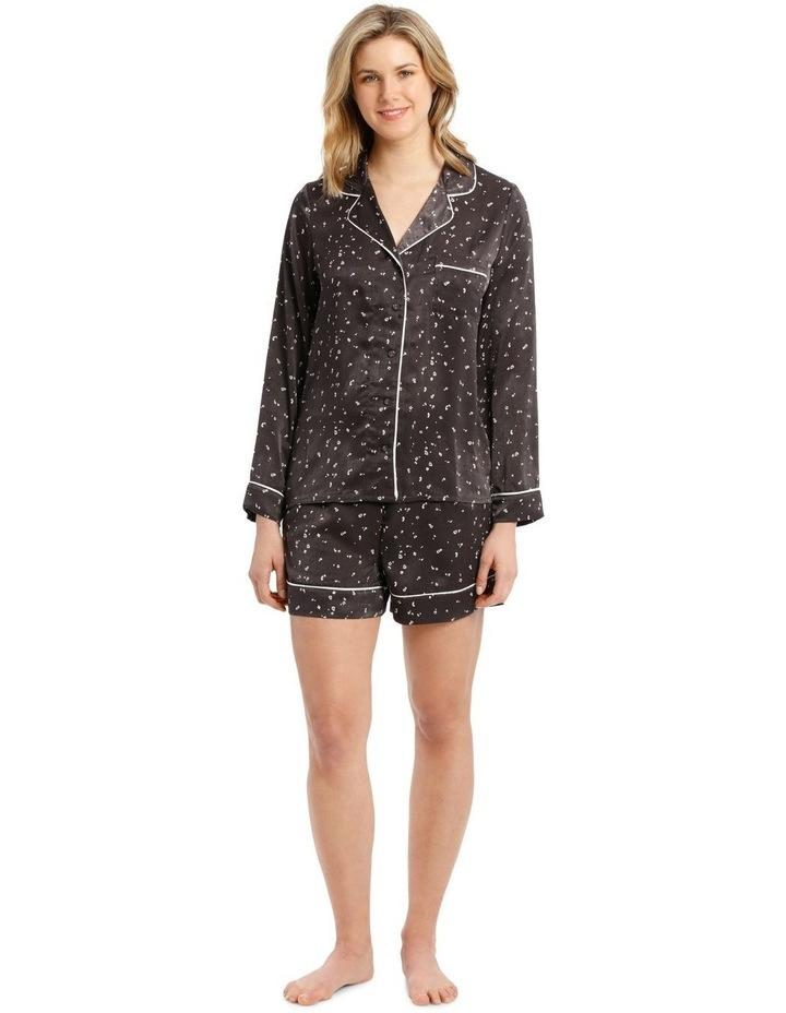 Midnight Love Long Sleeves PJ Set image 1
