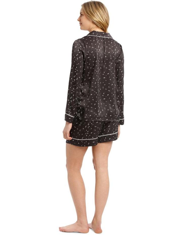 Midnight Love Long Sleeves PJ Set image 2