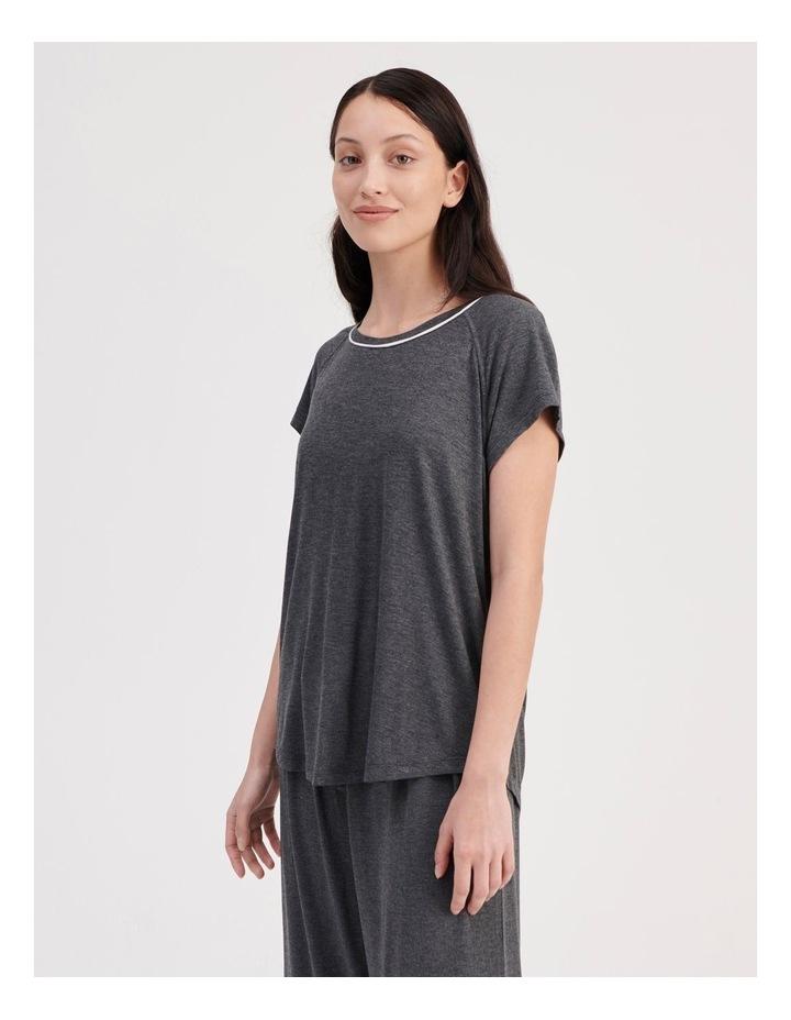 Bamboo Short Sleeve Pyjama Top image 3