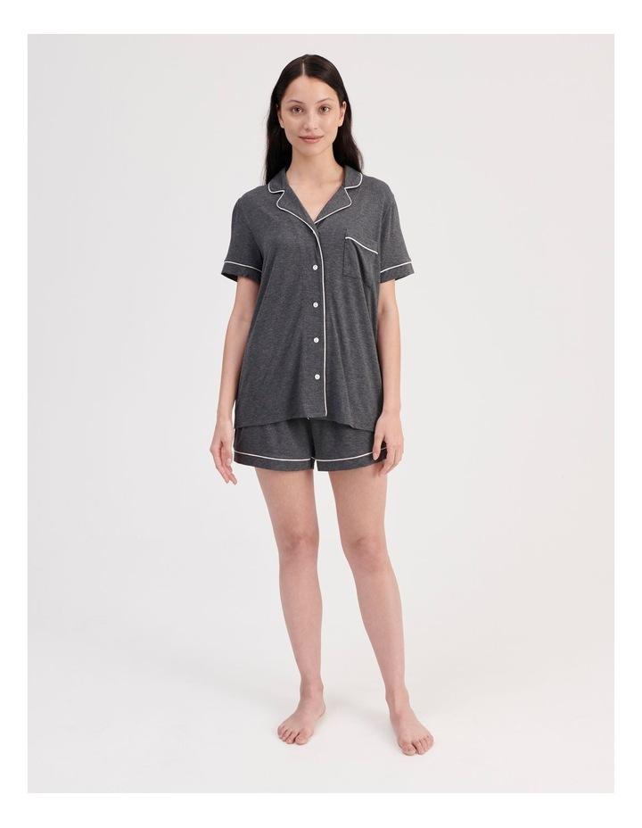 Bamboo Short Sleeve and Short PJ Set image 1