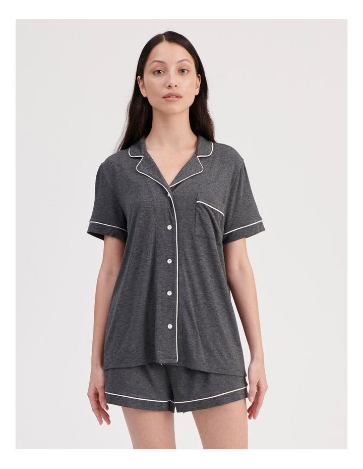 Bamboo Short Sleeve and Short PJ Set image 2