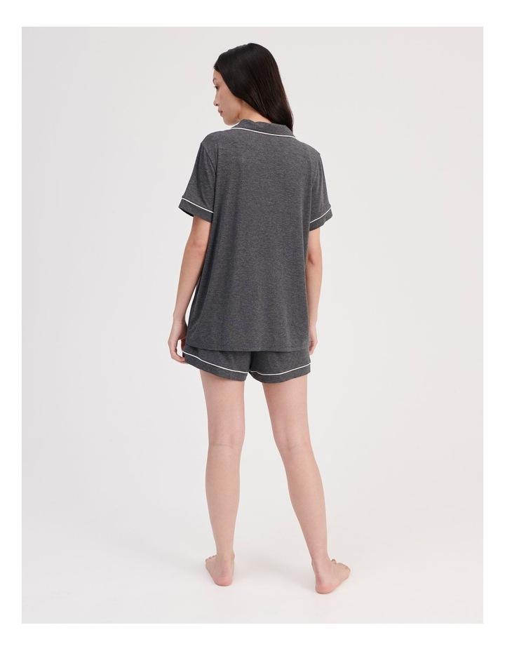 Bamboo Short Sleeve and Short PJ Set image 3