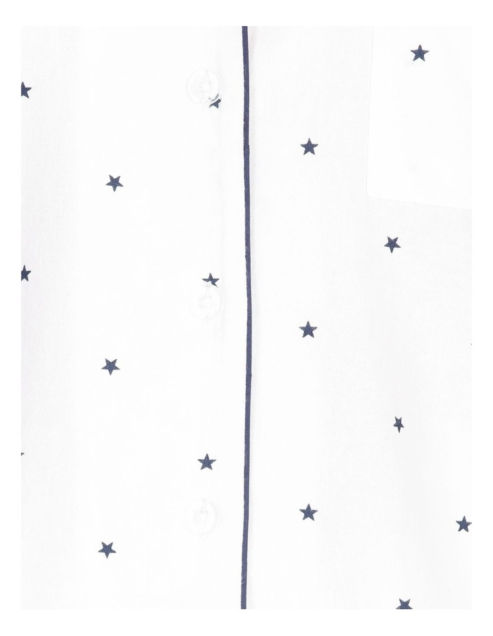 Brushed Cotton Twill Long PJ Set image 4