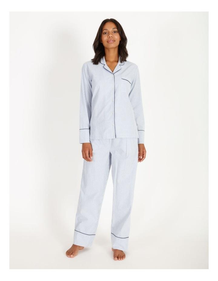 Brushed Cotton Twill Pyjama Set image 1