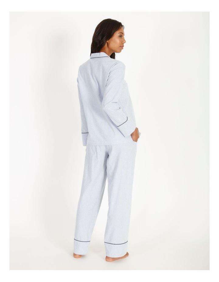 Brushed Cotton Twill Pyjama Set image 2