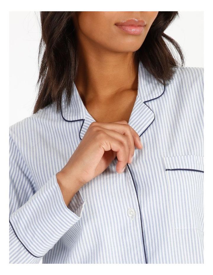 Brushed Cotton Twill Pyjama Set image 3