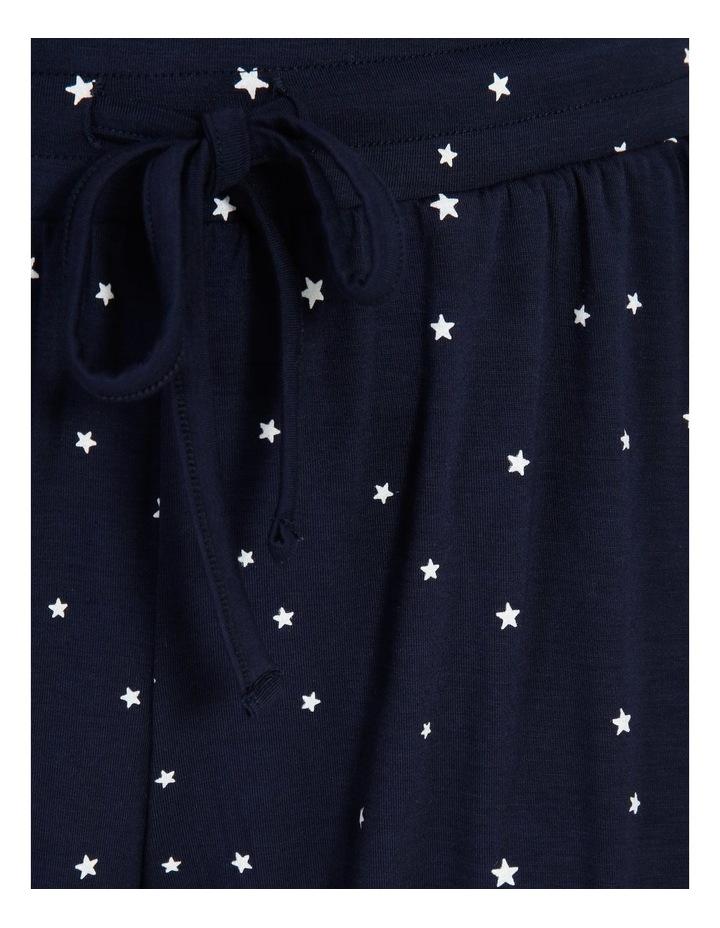 Novelty Knit Long PJ Set image 6