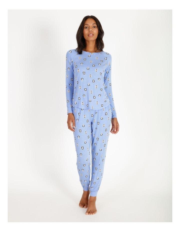 Novelty Knit Pyjama Set image 1