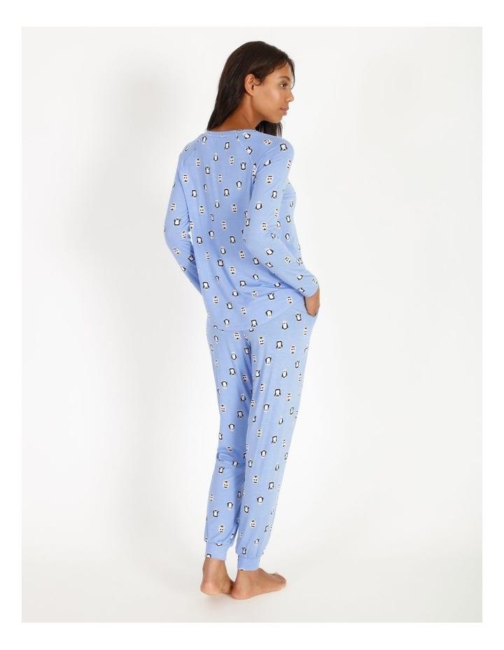 Novelty Knit Pyjama Set image 2