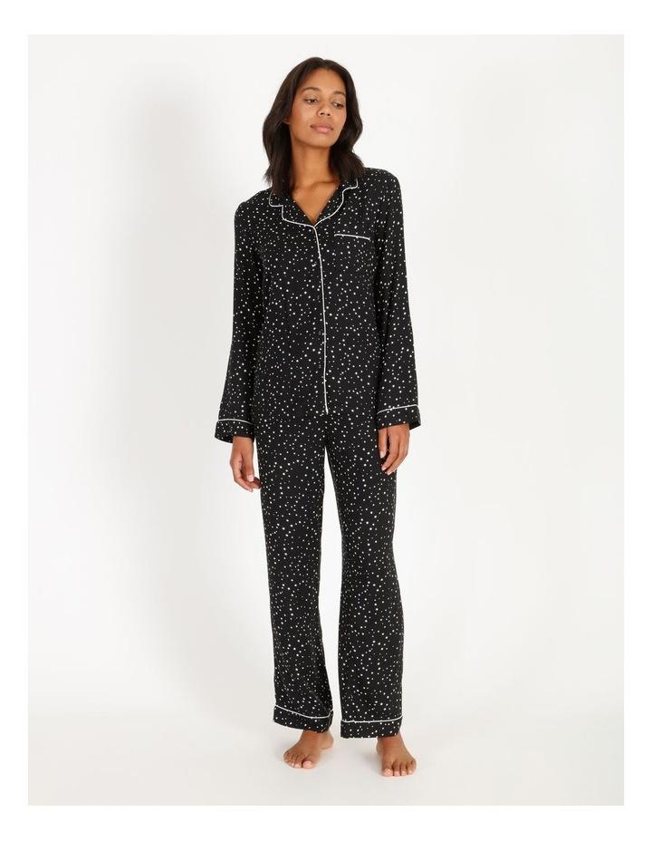 Woven Twill Pyjama Set image 1