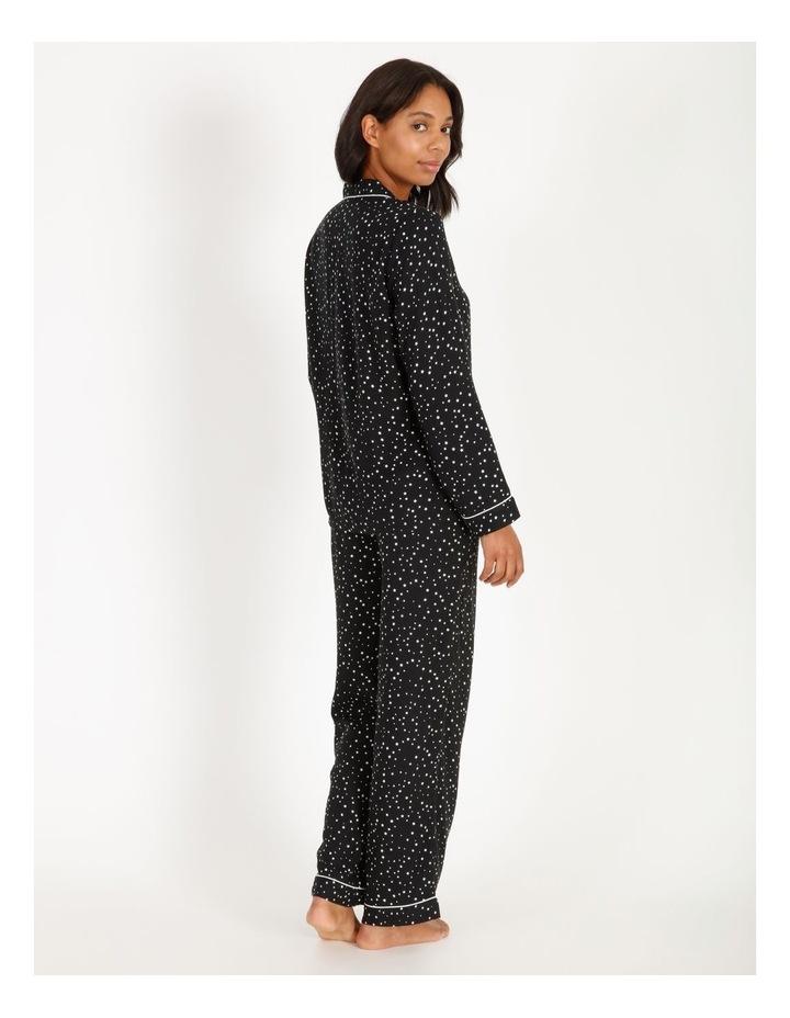 Woven Twill Pyjama Set image 2