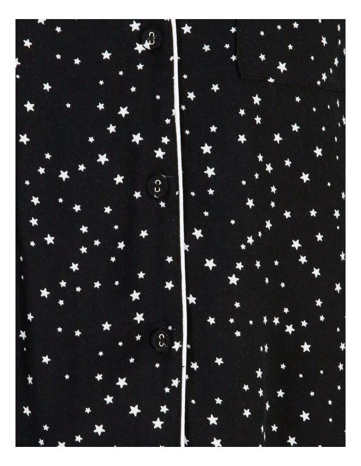 Woven Twill Pyjama Set image 5