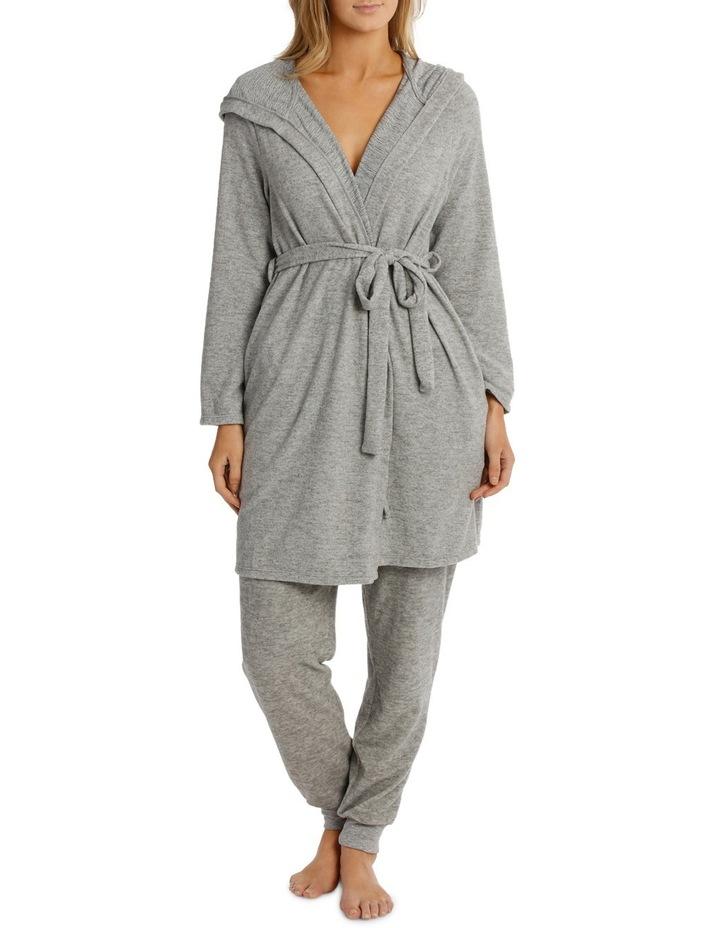 Loungewear Jersey Robe SCLW18036 image 1