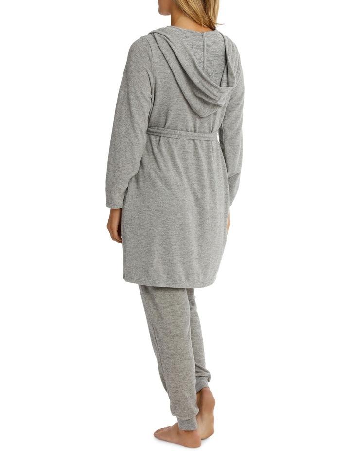 Loungewear Jersey Robe SCLW18036 image 2
