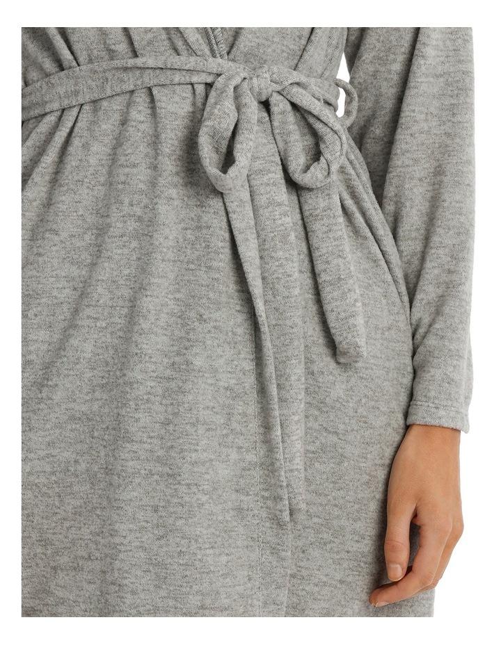 Loungewear Jersey Robe SCLW18036 image 3