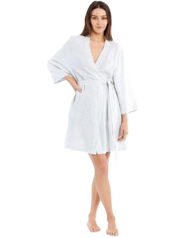 High Noon Linen Viscose Robe image 1