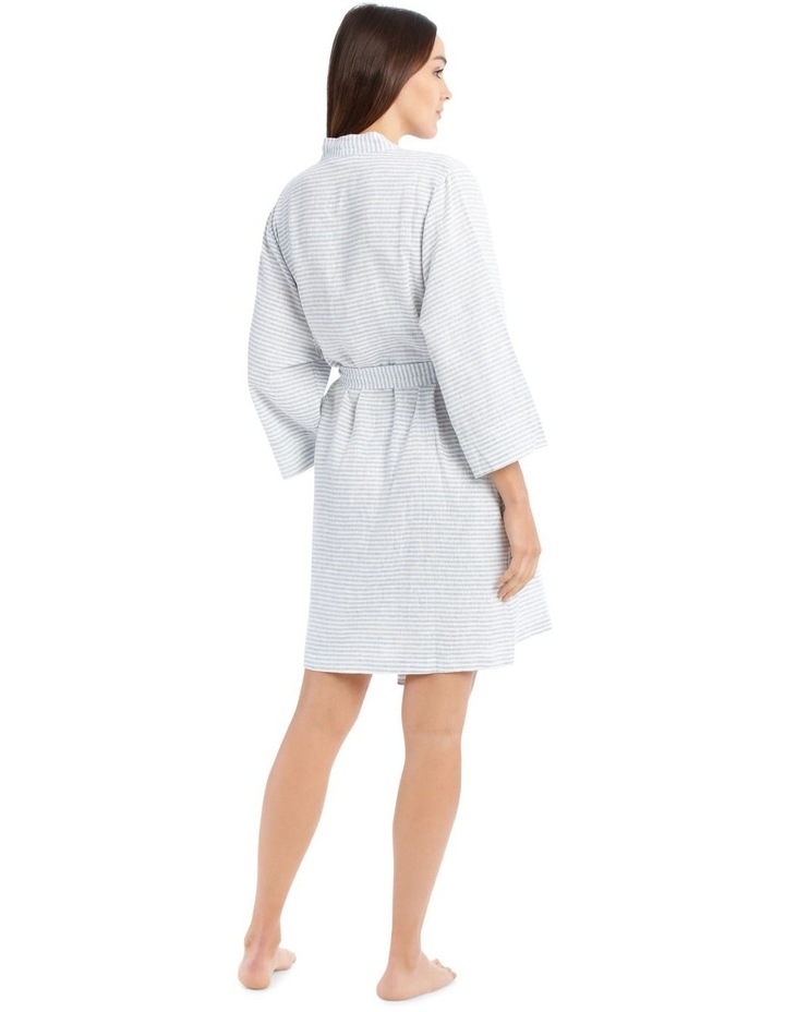 High Noon Linen Viscose Robe image 2
