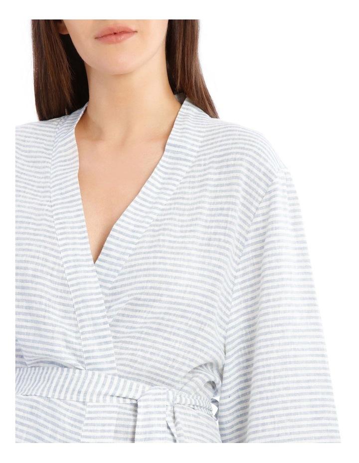 High Noon Linen Viscose Robe image 3