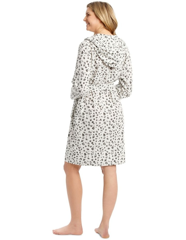 Midnight Love Robe - Grey Marle image 2