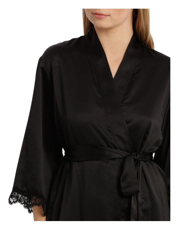 Satin Basics Robe image 3