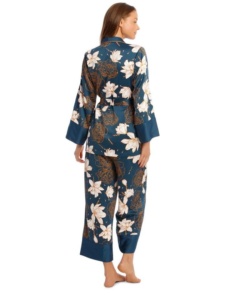 Satin Short Robe image 2